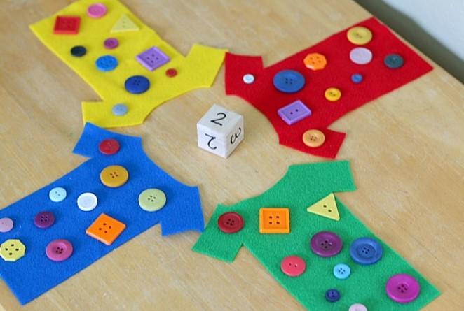 Дидактические игры для детей своими руками фото 33