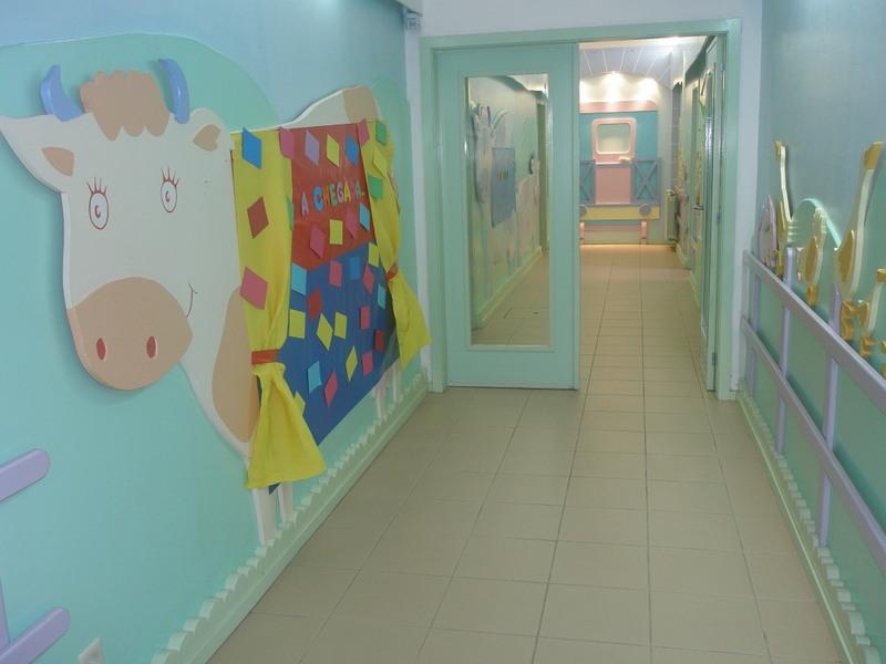 Decoracao De Sala Jardim ~ decoracao sala jardim de infânciaPlacard de uma Sala de Creche